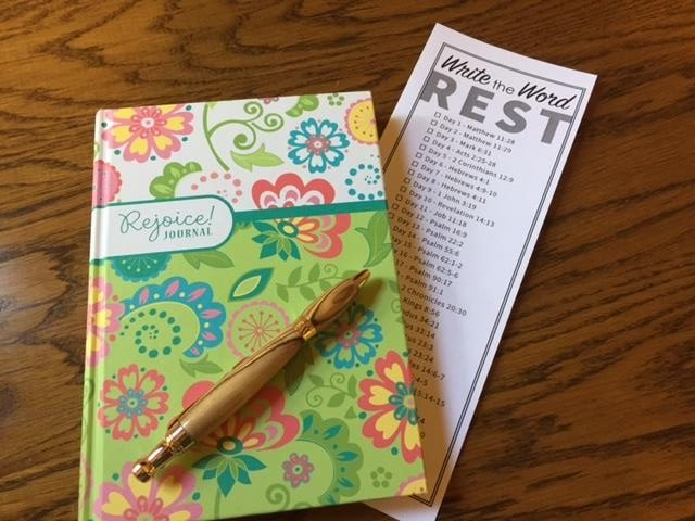 floral DaySpring journal