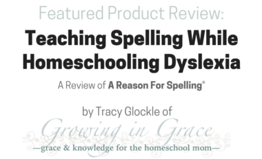 dyslexia spelling guest review