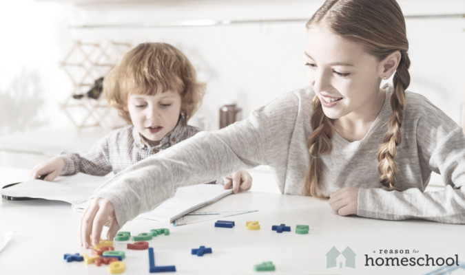 Homeschooling With Little Ones