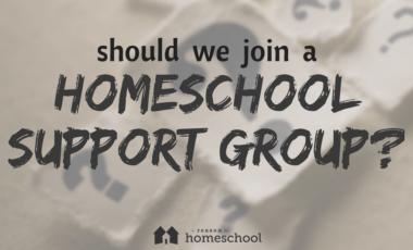 homeschool support group membership