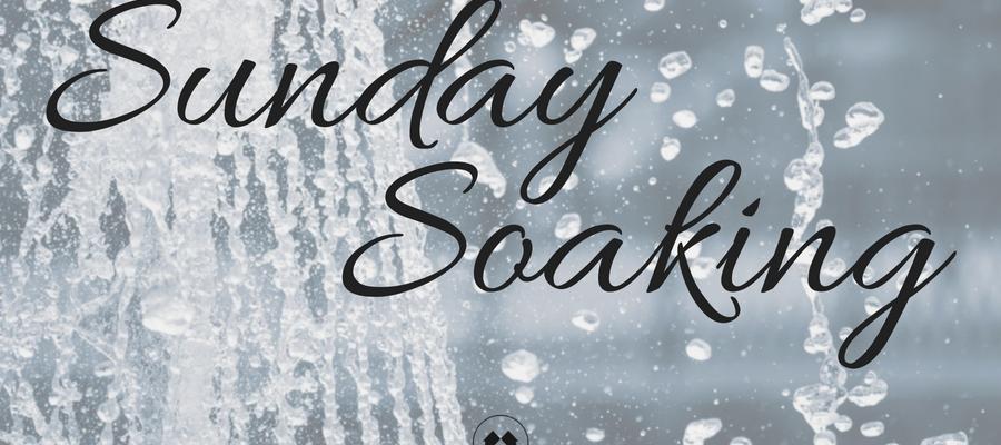 Sunday Soaking: Do You Have Beautiful Feet?