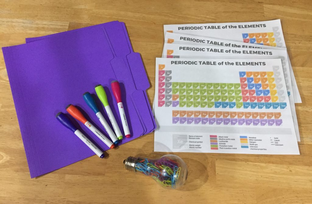 chemistry elements periodic table game