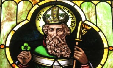 St. saint Patrick history Catholic saints