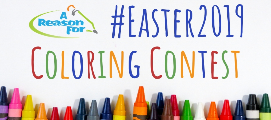 A Reason For Handwriting® Easter Coloring Contest