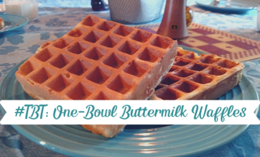 one bowl buttermilk waffles recipe printable download