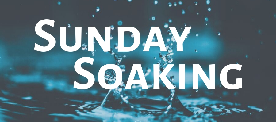 Sunday Soaking: Come to the Sanctuary