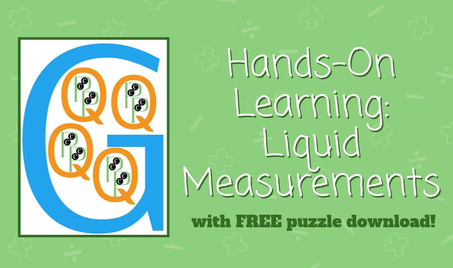 Hands On Learning Liquid Measurements A Reason For Homeschool