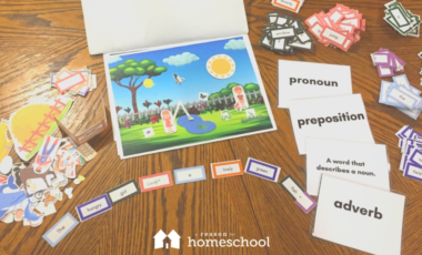 free printable educational game resource grammar vocabulary